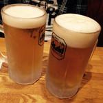 串太郎 - ノンアルビールがジョッキで♡