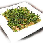 串焼 満天 - 京野菜を散らしたカルパッチョ