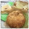 のはらぱん - 料理写真:17時までのパン屋さん カレーパン チョコパン シフォン