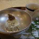 トゥ・ラ・ジョア - 蕗ご飯