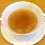 レストラン キヅカ - スープ