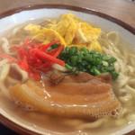 食堂 やまびこ - 沖縄そば 小