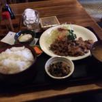 36025540 - 豚バラ焼肉定食