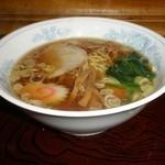 ふじかわ食堂 - 料理写真:ラーメン 570円