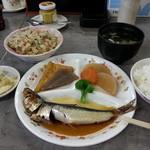味処ふじの花 - 料理写真:日替り 700円