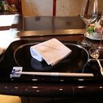 横浜うかい亭 - テーブルセット