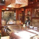 横浜うかい亭 - 鉄板個室2「掲載許諾済み」