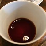 さんさか - マザクランコーヒー 出汁に通じるね