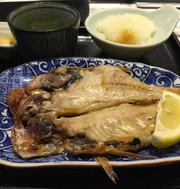 炭火魚 旬彩料理 坂本