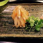 日本料理 太月 - さより菜種和え 2015-3