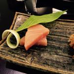 日本料理 太月 - めかじき 2015-3