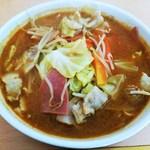 たんぽぽ - 料理写真:辛味噌ラーメン