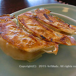 36033014 - 平日は餃子3個+ご飯(ラーメンを注文をすれば……という条件付きで)なんと185円!