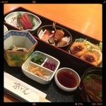 京ぜん - 料理写真:今日の夕食。 なんとなく胃に優しく。