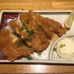 馳走亭 - 鶏のパリパリ揚げ