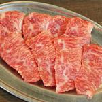 ホルモン焼黒潮 - 牛カルビ