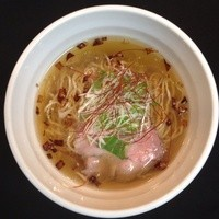 天雷軒 - 琥珀醤油ラーメン