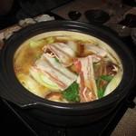 松吟庵 - お鍋