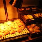 インターコンチネンタルホテル大阪 - ラウンジの朝食
