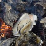 中山牡蠣養殖所 - 焼かき