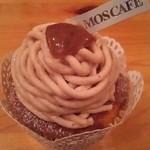 モスカフェ - モンブラン