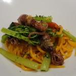 Ristorante Heiju - ☆ホタルイカとお野菜を自家製手打ちパスタで☆