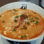 担担麺 胡 - 肉入り担々麺(920円)