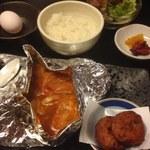 36042681 - 鶏南蛮カレー味