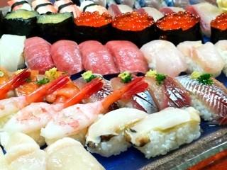 寿し処 まつ元 - 大漁生寿司