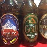 ナマステキッチン レッド - ネパールのビール