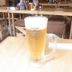 大阪満マル - ドリンク写真:生中プレモル¥290(税別)☆♪