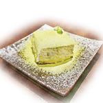 串焼 満天 - 抹茶ティラミス