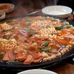 チゲマウル - 料理写真: