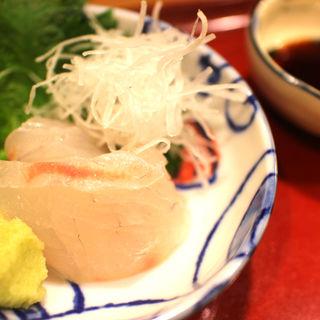新鮮な魚を使い、極上の逸品へ