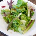 ベジキッチン やまつじ - グラパラリーフと葉野菜のサラダ