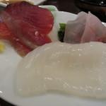 36050018 - 地魚刺身定食のメインを。