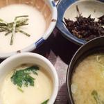 膳菜や - 牛タン炭焼き定食 1000円