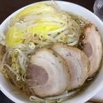 こうしゅう - 料理写真:豚そば  大盛