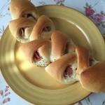 36054718 - エピのパン生地はとても柔らか♬