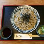 手打めん高山 - 料理写真:もり蕎麦