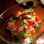 りとりいと - 海老とアボカドのサラダ