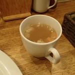 ペレソッソ - スープ