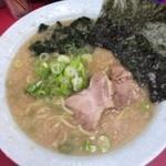 36062647 - 2015.4/らーめん、太麺(490円)