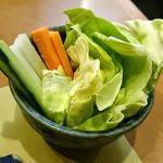 ぎんざ磯むら 横浜関内店 - 野菜