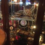カフェ・ド・パリ - アールヌーボーかな?