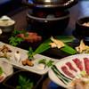 極楽温泉 匠の宿 - 料理写真:九州山河料理会席
