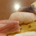 季節料理 ふぐ すし 和食処 ひら河 -