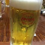 居酒屋 海坊主 - ビール