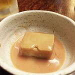 居酒屋 海坊主 - 豆腐よう