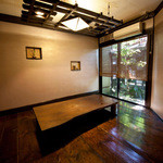 極楽温泉 匠の宿 - 山水 個室